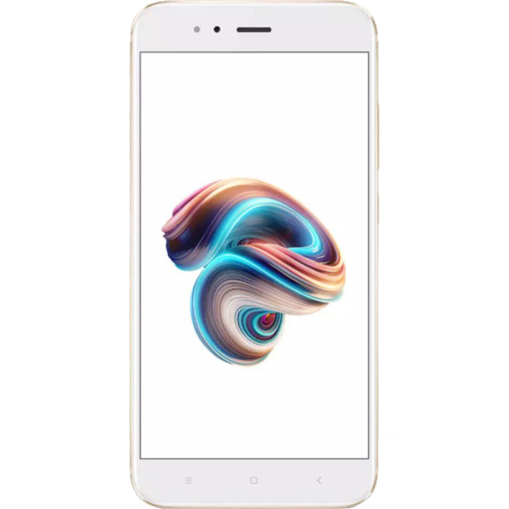Telefon Mobil Xiaomi A1 64GB Flash 4GB RAM Dual SIM 4G Gold