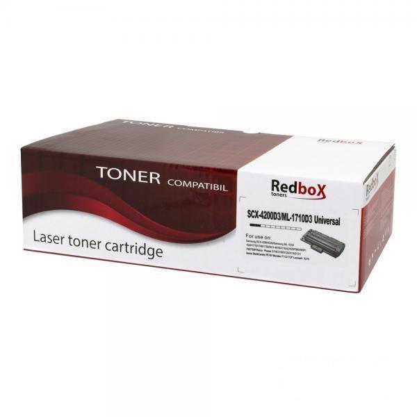 Cartus Toner Redbox Compatibil pentru Samsung SCX-4200 3000 pagini Black