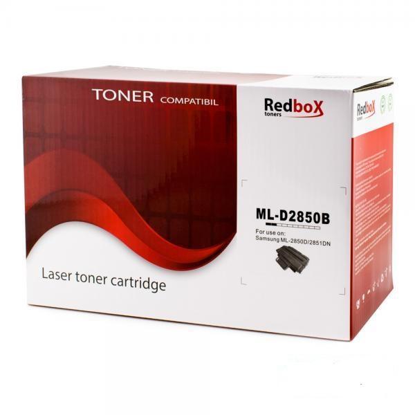 Cartus Toner Redbox Compatibil pentru Samsung ML-2850D 5000 pagini Black