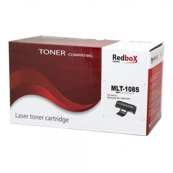 Cartus Toner Redbox Compatibil pentru Samsung ML-1640 1500 pagini Black
