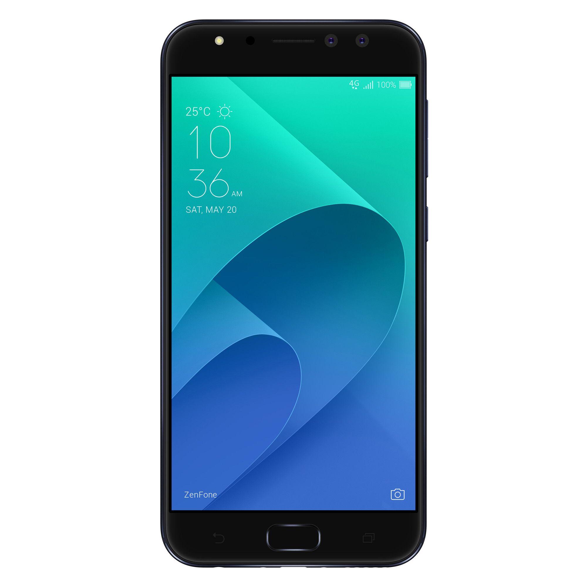 Telefon Mobil Asus ZenFone 4 Selfie Pro ZD552KL 64GB Flash Dual SIM 4G Black