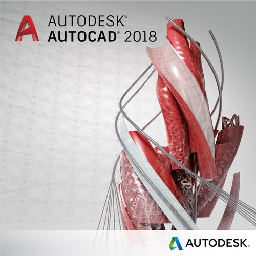 Autodesk AutoCAD 2018 Commercial 1 an 1 user SPZD