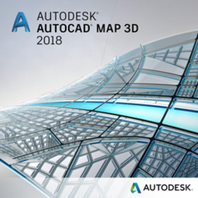 Autodesk AutoCAD Map 3D 2018 Commercial 1 an 1 user SPZD