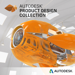 Autodesk Product Design & Manufacturing Collection IC Commercial 1 an 1 user SPZD