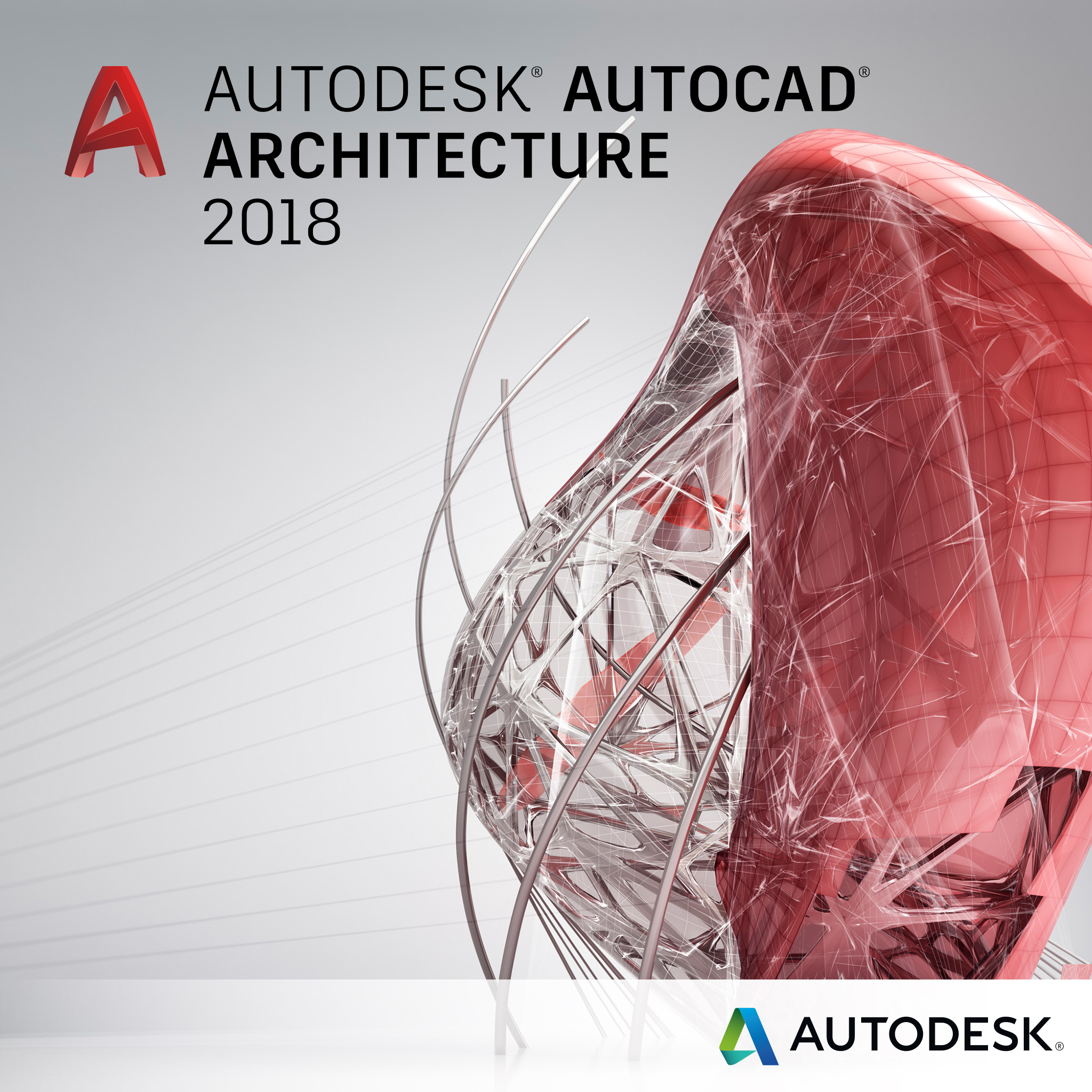 Autodesk AutoCAD Architecture 2018 Commercial 1 an 1 user SPZD