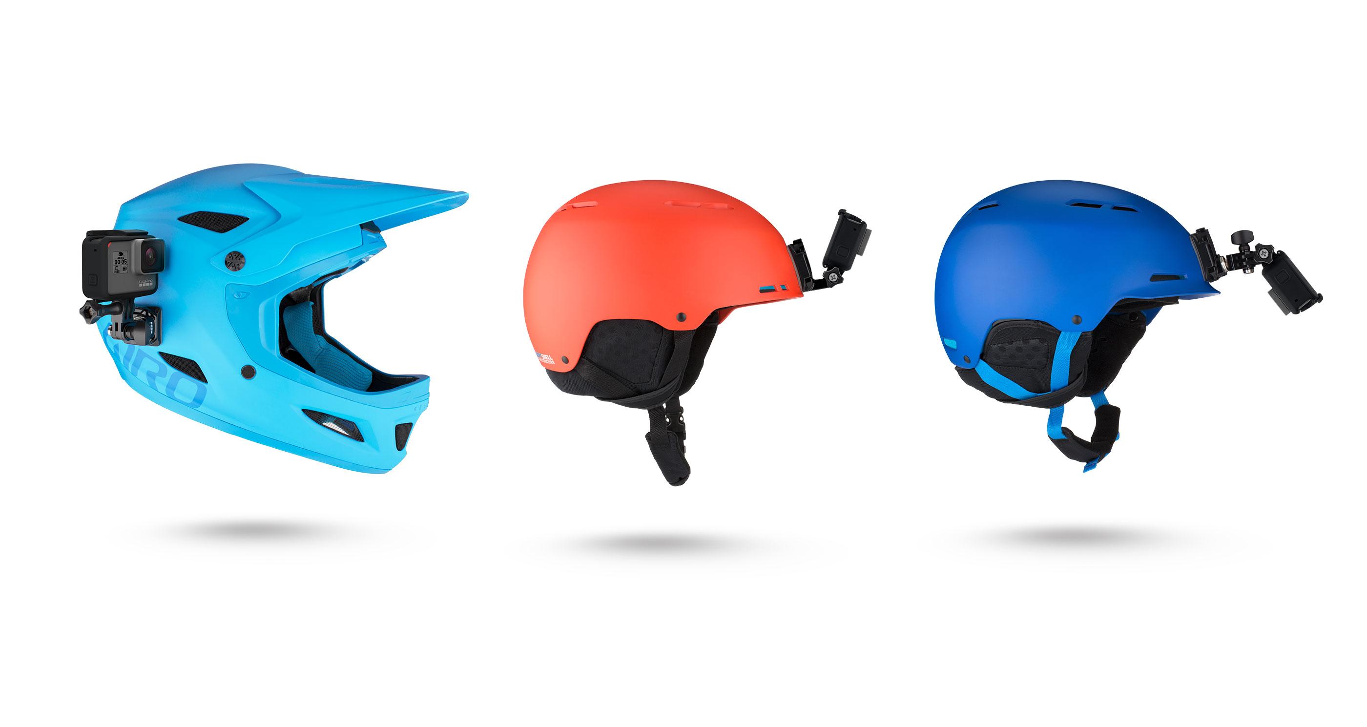 Suport casca GoPro Helmet Front & Side Mount AHFSM-001