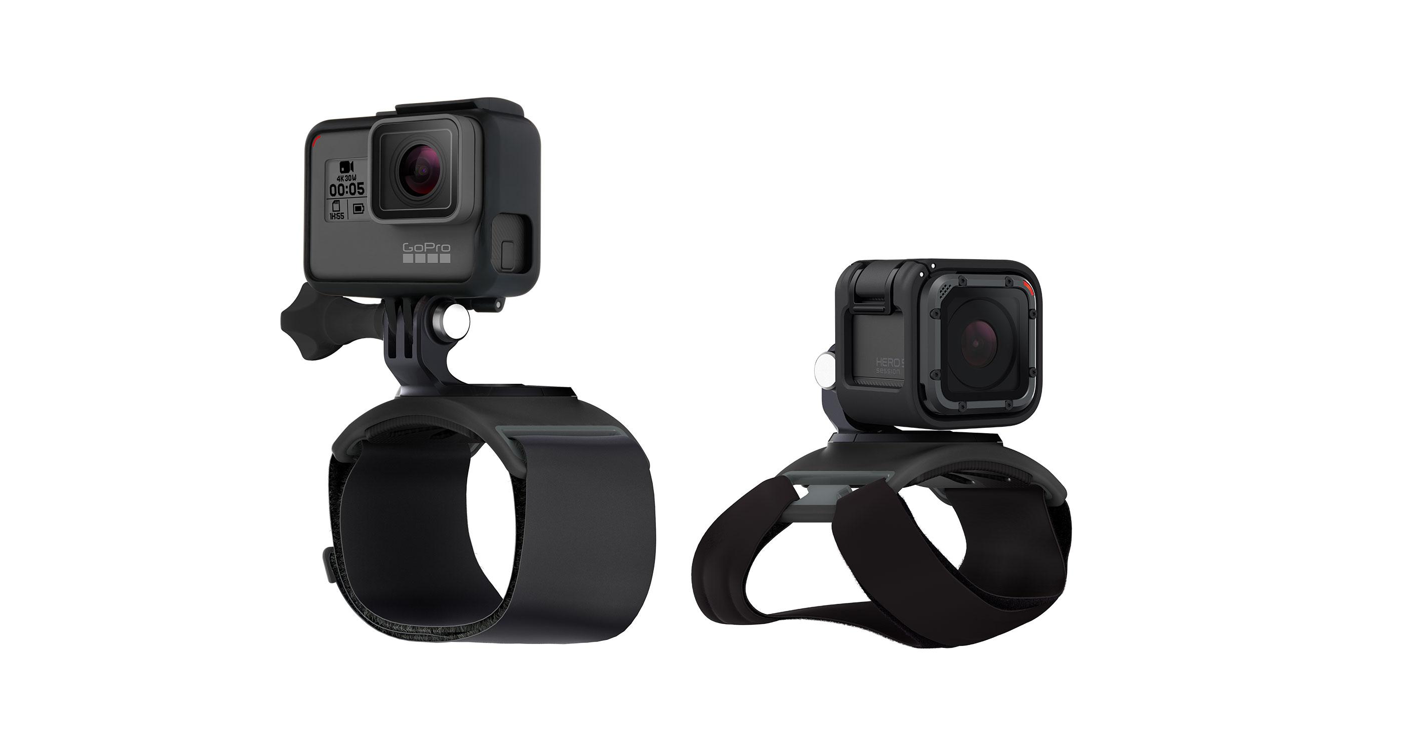 Banderola GoPro Hand + Wrist Strap AHWBM-002