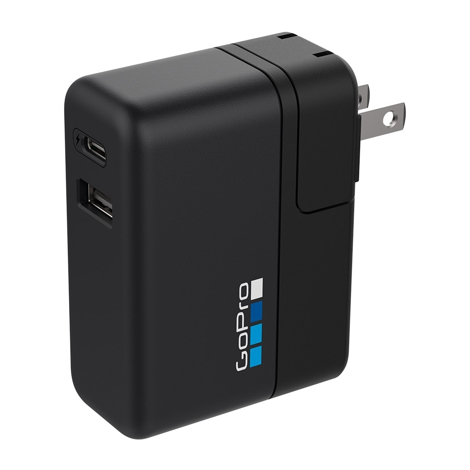 Supercharger GoPro Dual Port Fast Charger AWALC-002-EU