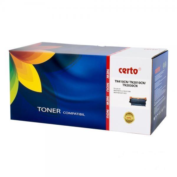 Cartus Toner Certo Compatibil pentru Brother HL-2130 1000 pagini Black