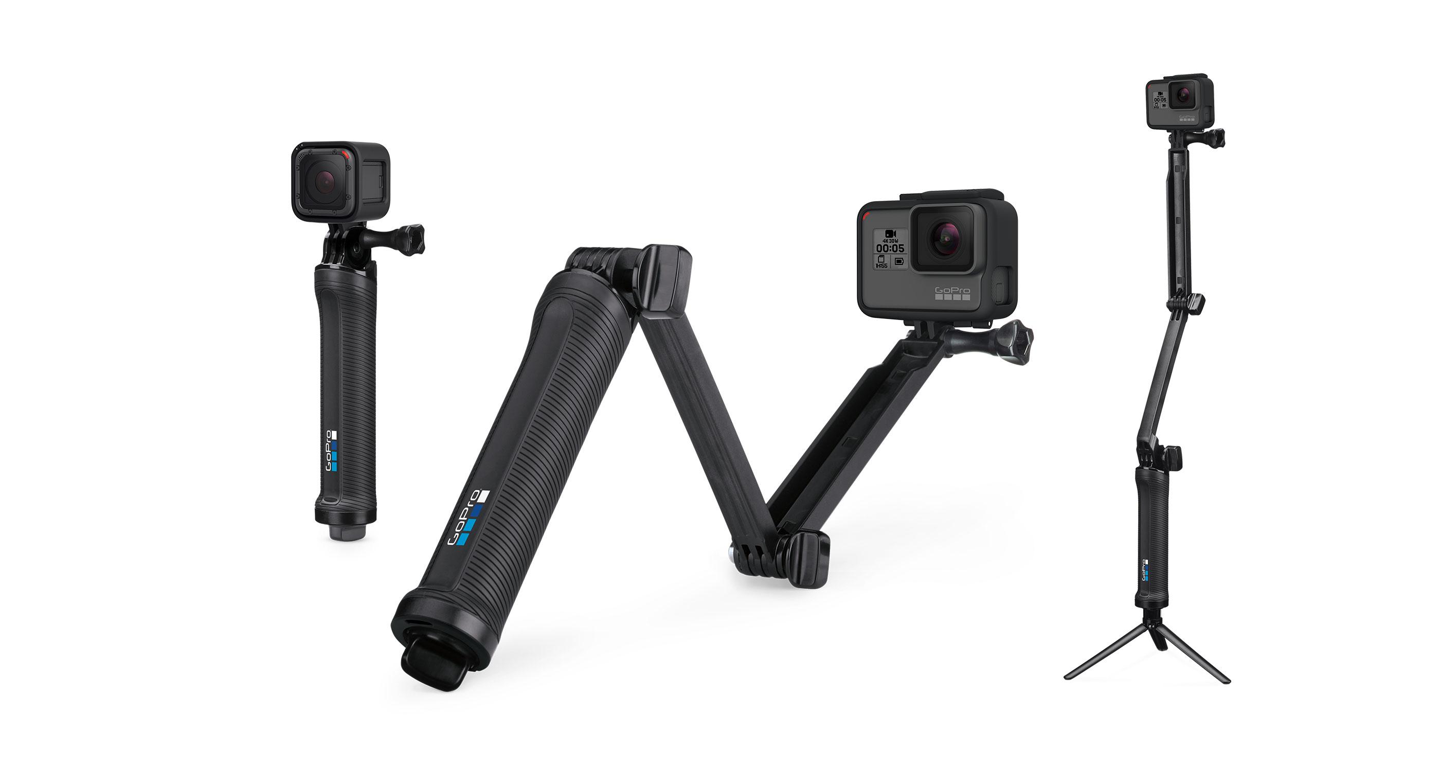 Sistem de prindere GoPro 3-Way AFAEM-001