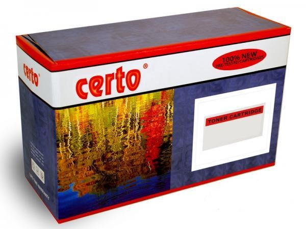 Cartus Toner Certo Compatibil pentru Samsung CLP-610ND 5000 pagini Yellow