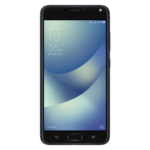 Telefon Mobil Asus ZenFone 4 Max ZC554KL 32GB Flash 3GB RAM Dual SIM 4G Black