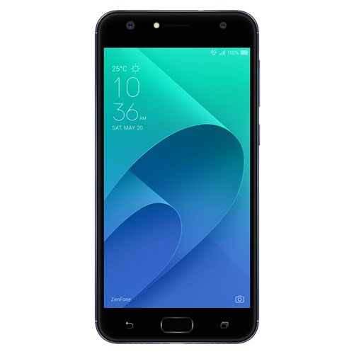 Telefon Mobil Asus ZenFone 4 Selfie ZD553KL 64GB Flash 4GB RAM Dual SIM Black