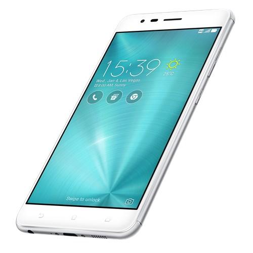 Telefon Mobil Asus ZenFone 3 Max ZC553KL 32GB Flash 3GB RAM Dual SIM Silver