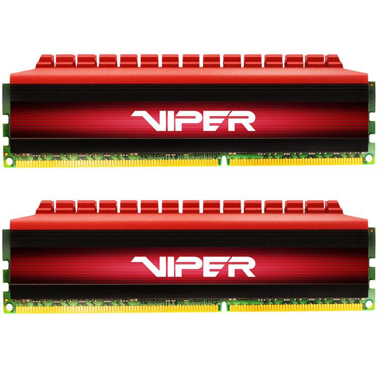 Memorie Desktop Patriot Viper 4 8GB(2 x 4GB) DDR4 3000Mhz