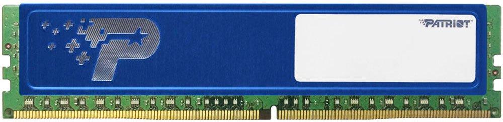 Memorie Desktop Patriot Signature 16GB DDR4 2133MHz 2 Rank Double Sided