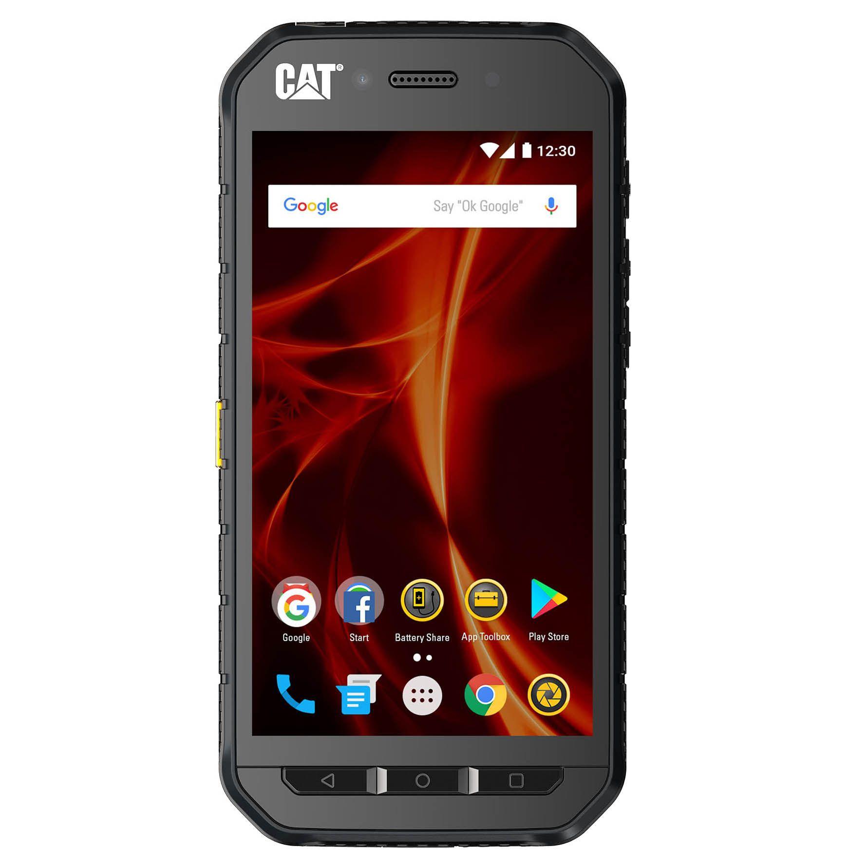 Telefon Mobil Caterpillar CAT S41 32GB Dual SIM 4G Black