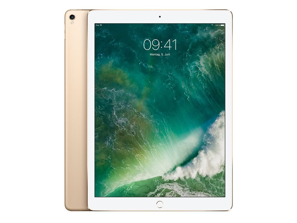 Tableta Apple iPad Pro 12.9 (2017) 256GB WiFi + 4G Gold
