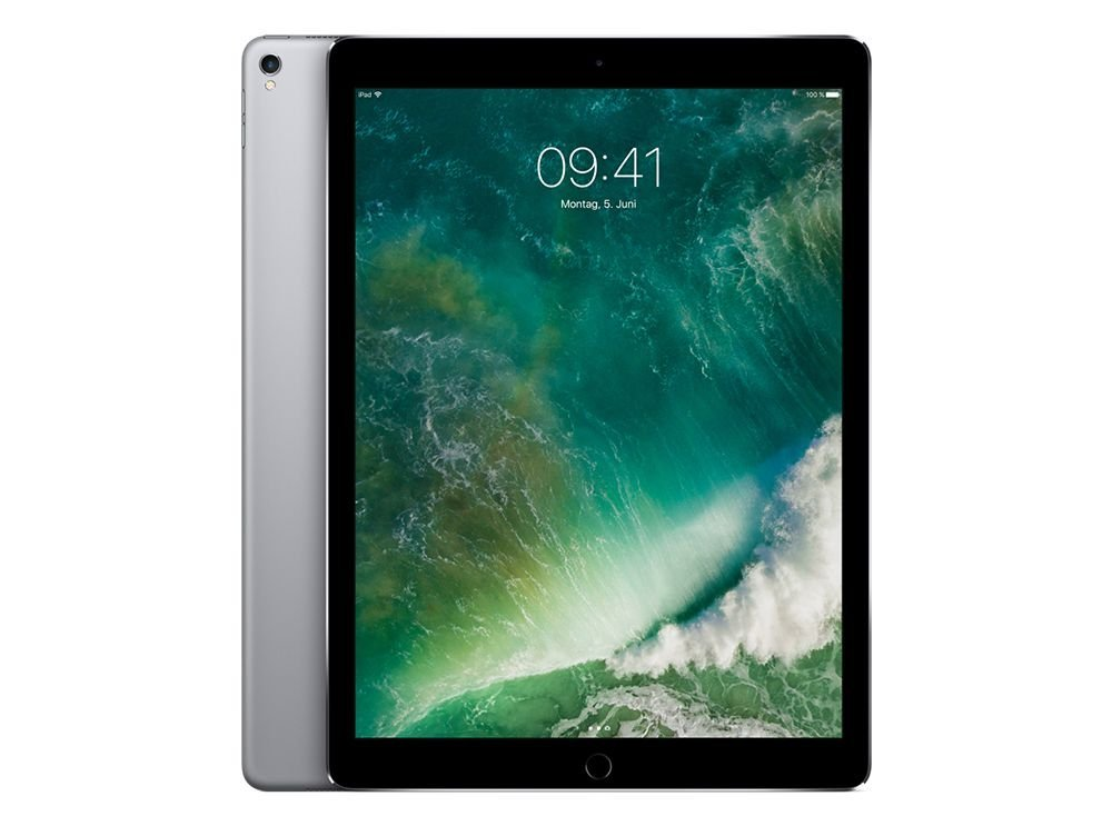 Tableta Apple iPad Pro 12.9 (2017) 512GB WiFi + 4G Space Grey