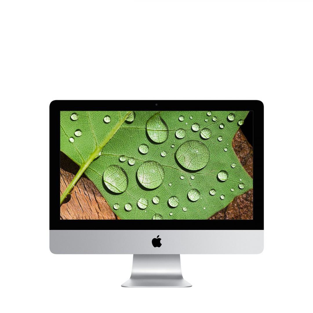 Sistem All-In-One Apple iMac 21.5 4K Retina Intel Core i5 3 GHz Radeon Pro 555-2GB RAM 8GB HDD 1TB Tastatura INT Mac OS X El Capitan