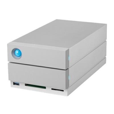 Hard Disk Extern LaCie 2big Dock Thunderbolt 3 8TB