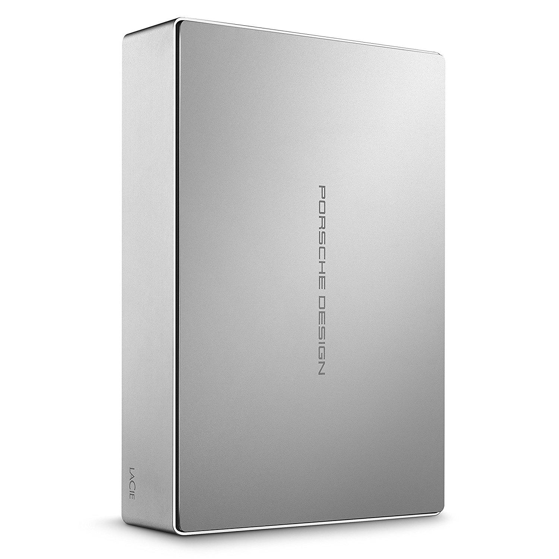 Hard Disk Extern LaCie Porsche Design Desktop Drive 8TB USB 3.1