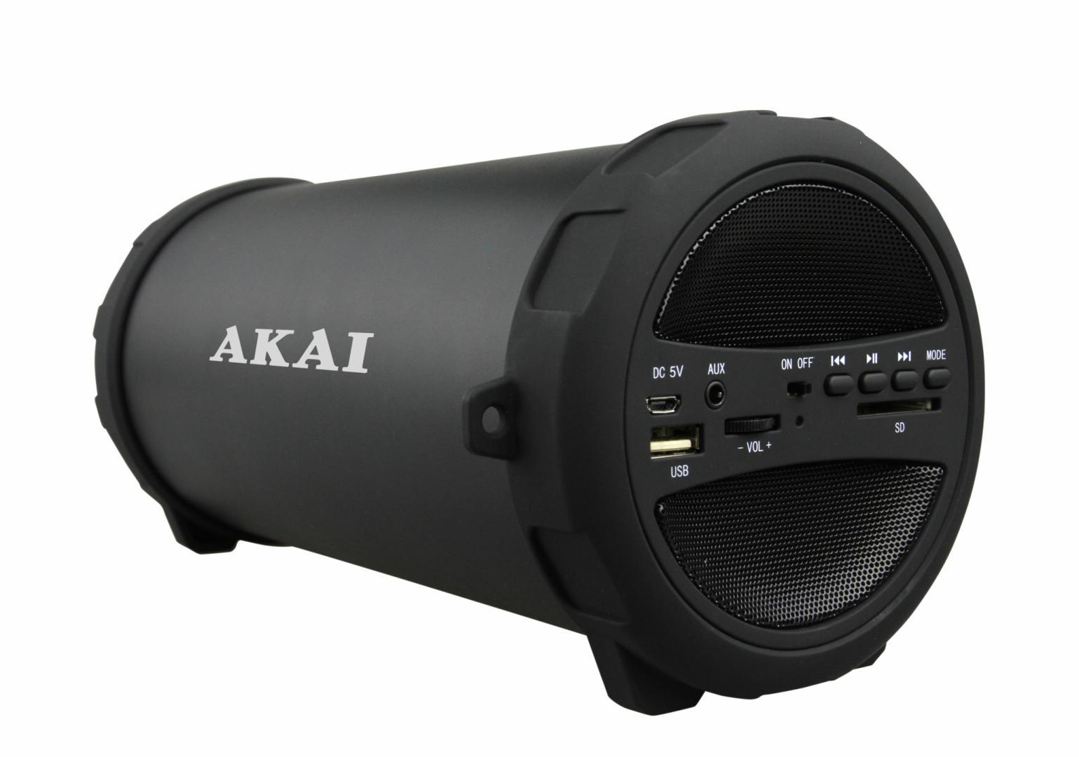Boxa portabila AKAI ABTS-11B 10W Bluetooth Negru