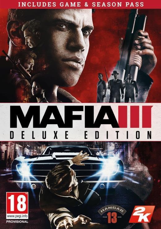 Mafia 3 Deluxe Edition Xbox One