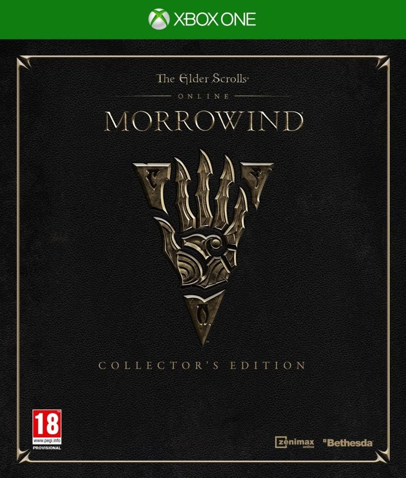 The Elder Scrolls Online: Morrowind Collector's Edition Xbox One