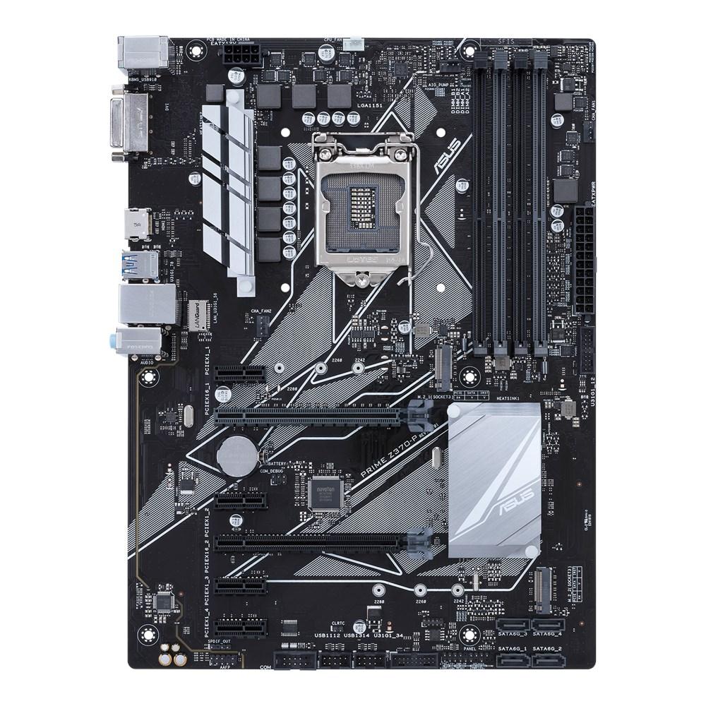 Placa de baza ASUS PRIME Z370-P Socket 1151
