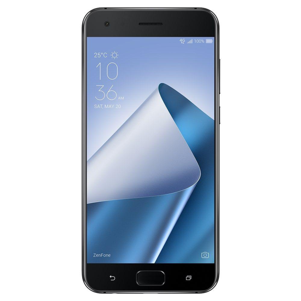 Telefon Mobil Asus ZenFone 4 Pro ZS551KL 128GB Flash 6GB RAM Dual SIM 4G Black