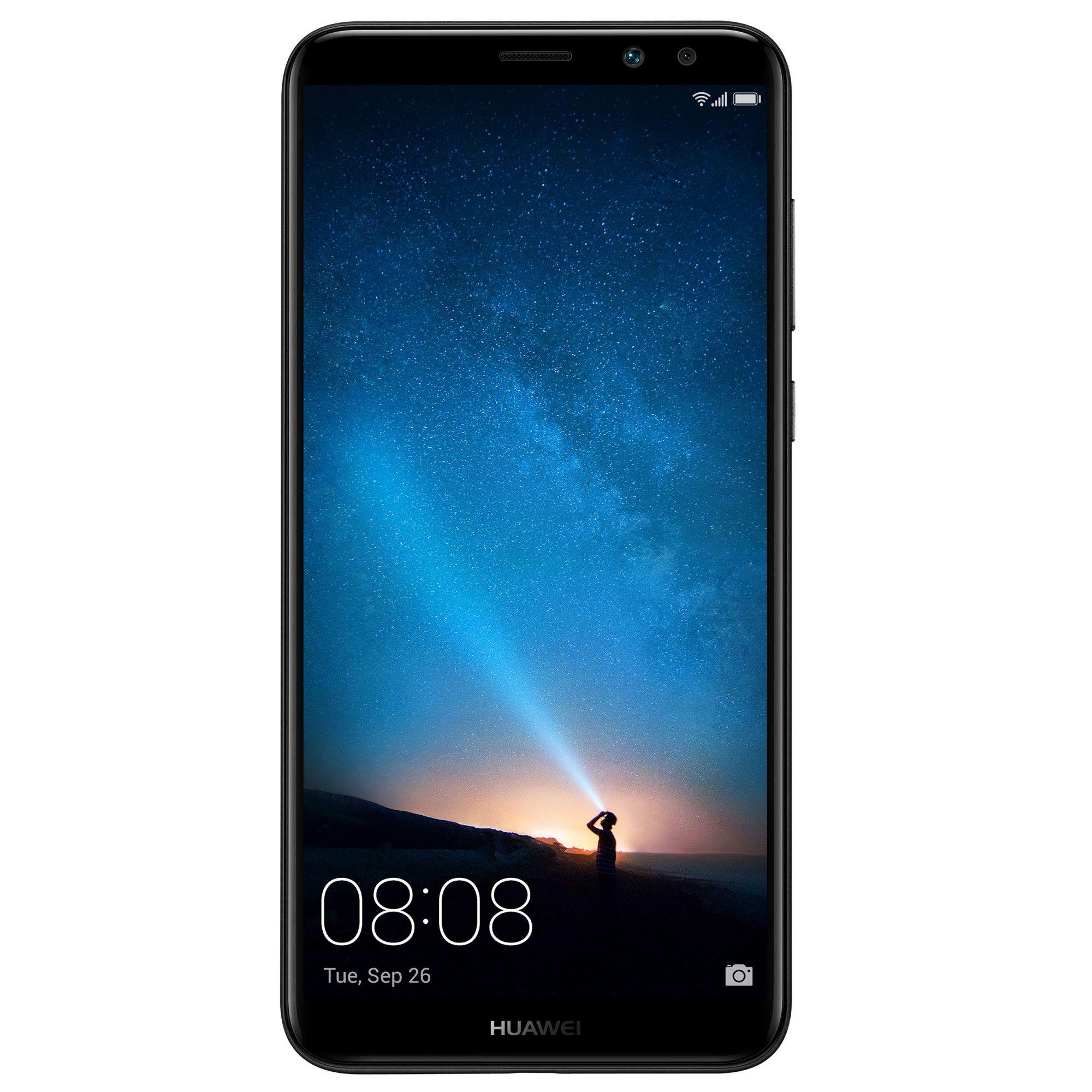 Telefon Mobil Huawei Mate 10 Lite 64GB Flash 4GB RAM Dual SIM 4G Graphite Black