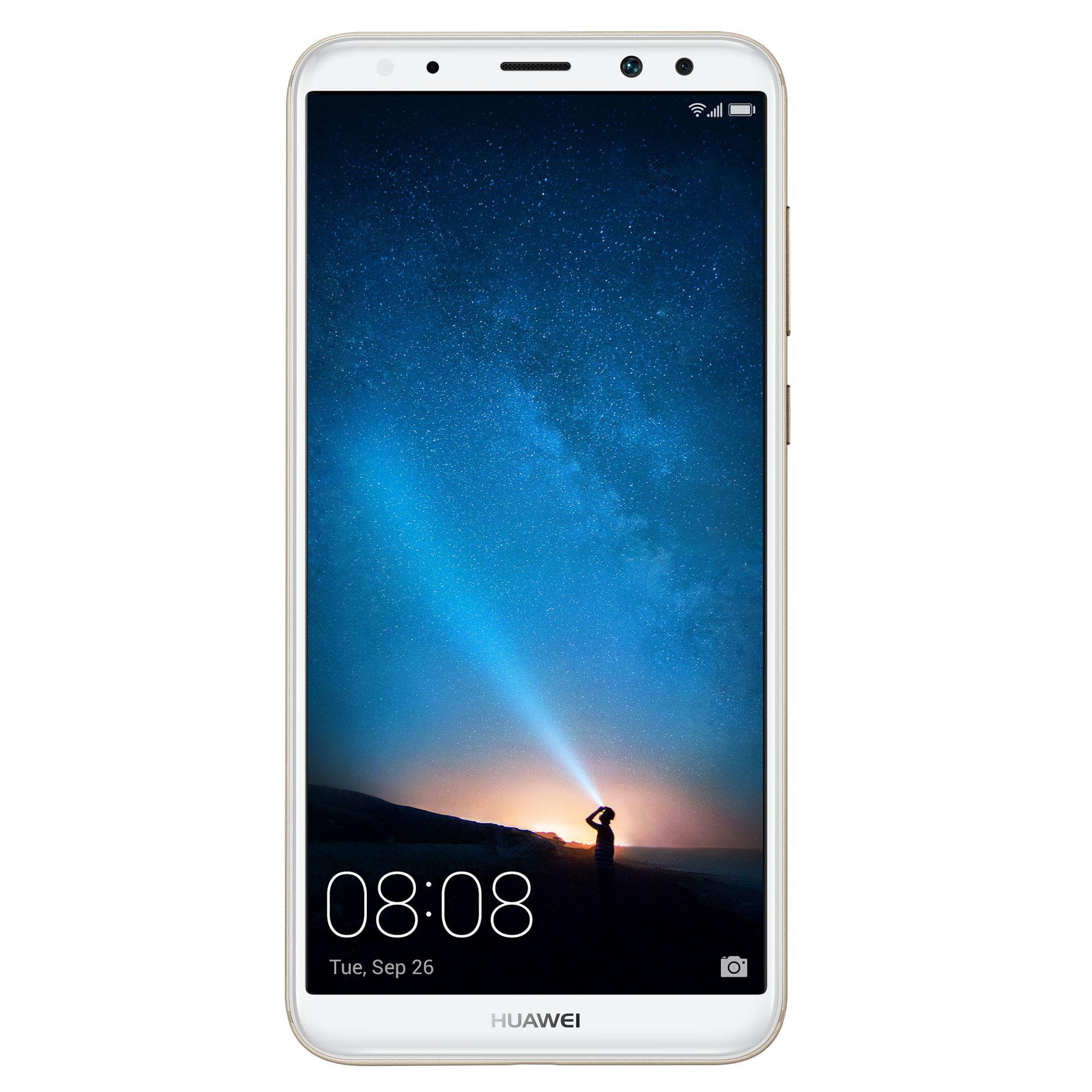 Telefon Mobil Huawei Mate 10 Lite 64GB Flash 4GB RAM Dual SIM 4G Prestige Gold