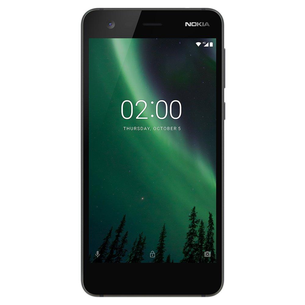 Telefon Mobil Nokia 2 8GB Flash 1GB RAM Dual SIM 4G Black
