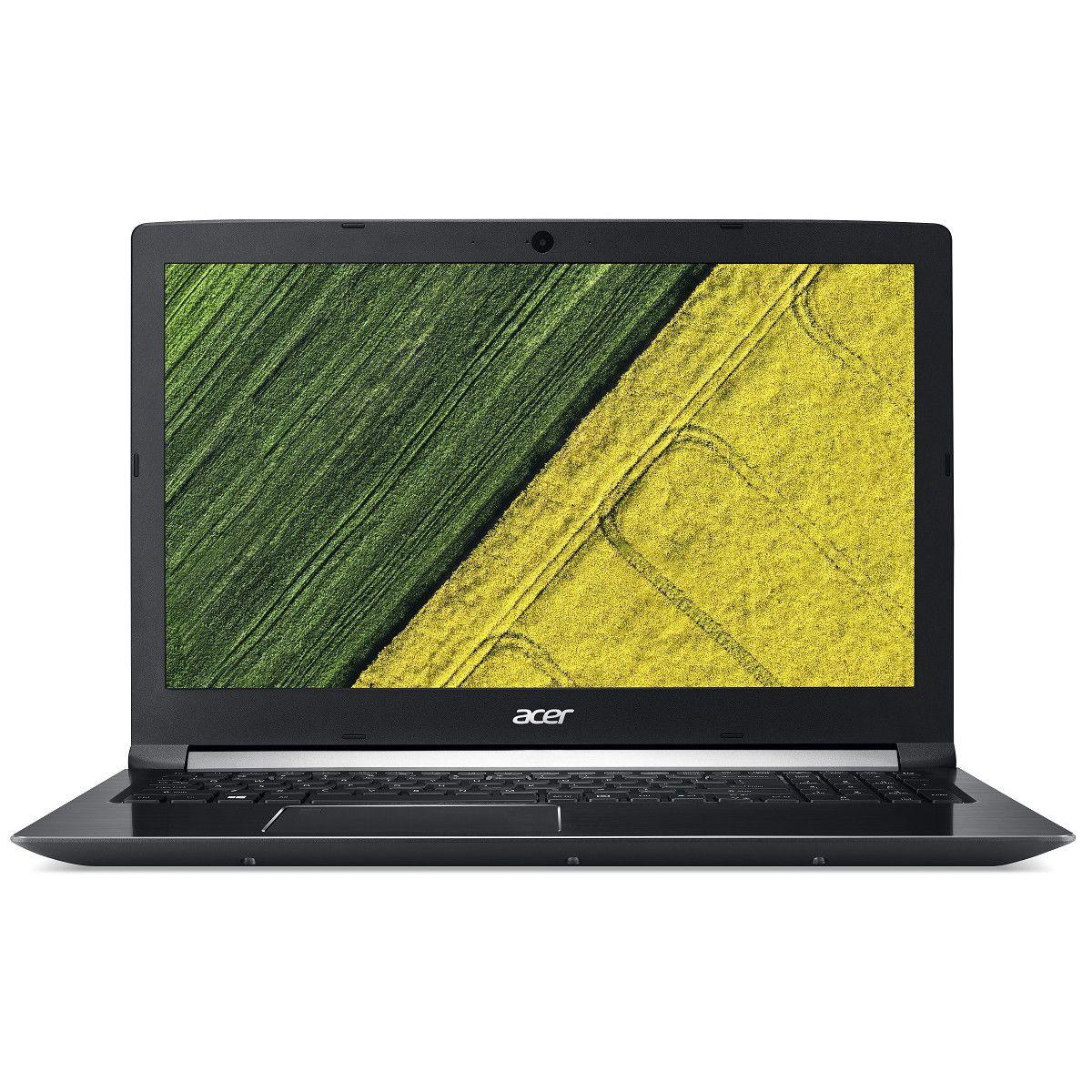 Notebook Acer Aspire A717 17.3 Full HD Intel Core i7-7700HQ GTX 1050 Ti-4GB RAM 16GB SSD 256GB Linux
