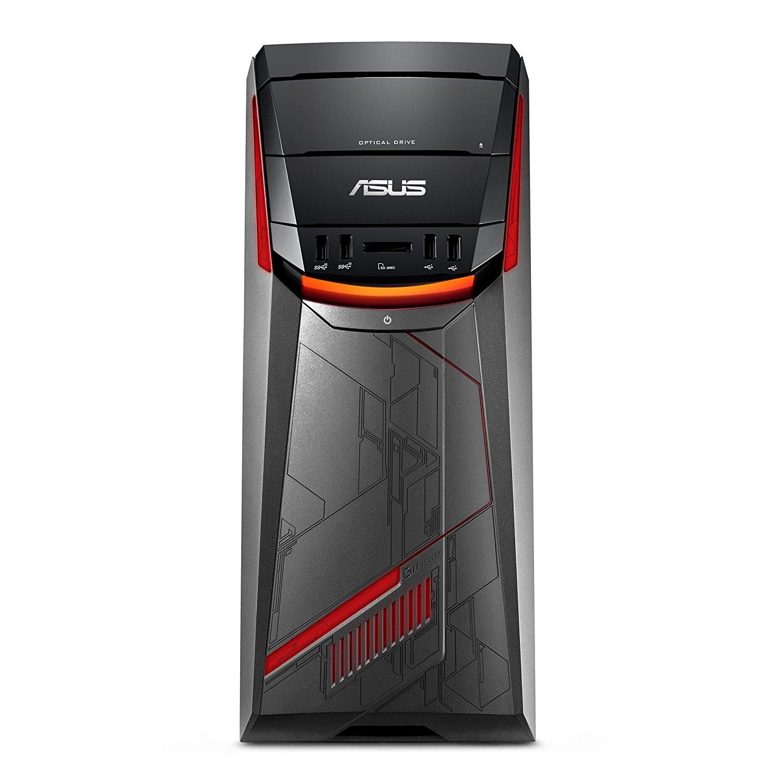 Sistem Brand Asus G11DF AMD Ryzen 5 1400 Radeon RX 480-4GB RAM 8GB HDD 1TB FreeDOS