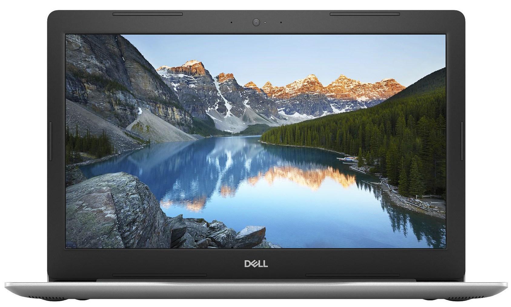 Notebook Dell Inspiron 5570 15.6 Full HD Intel Core i5-8250U Radeon 530-4GB RAM 8GB HDD 1TB + SSD 128GB Linux