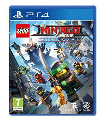 Lego Ninjago Movie - PS4