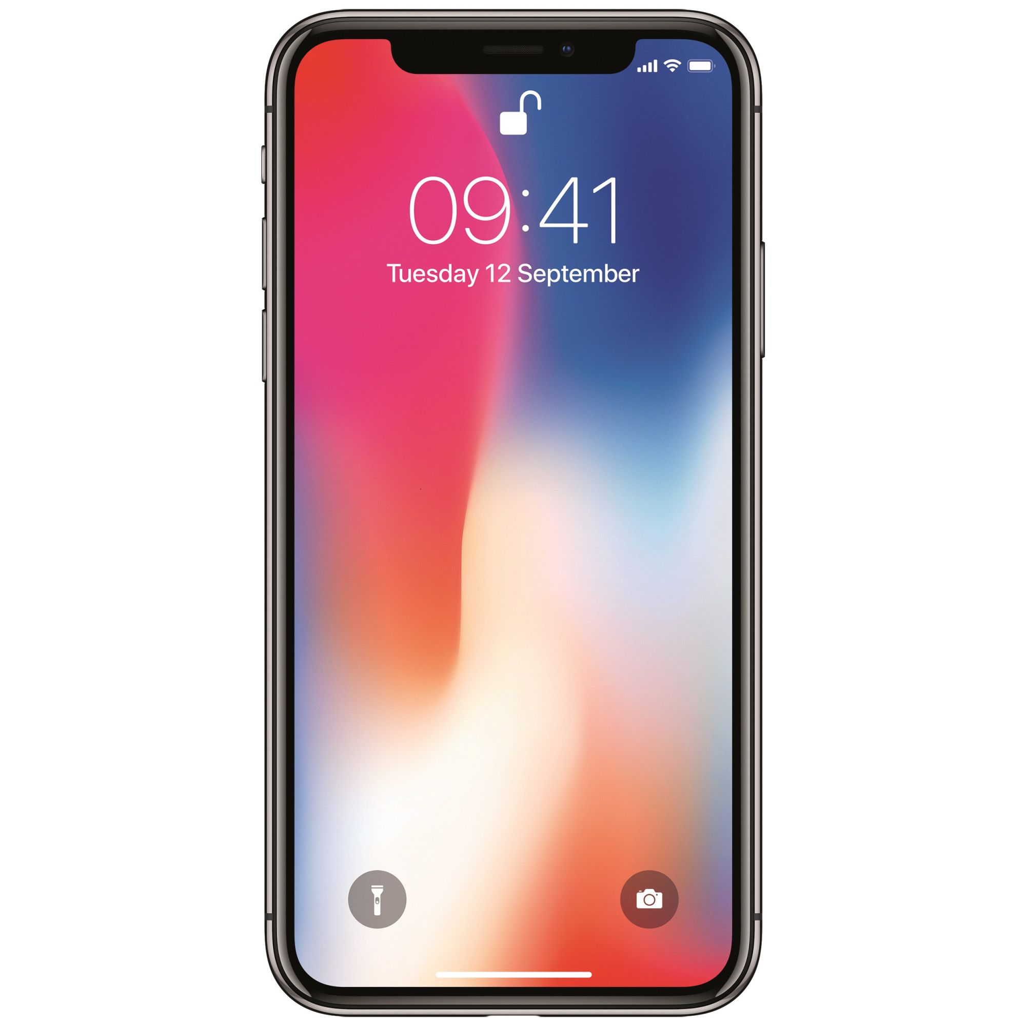 Telefon Mobil Apple iPhone X 64GB Space Grey