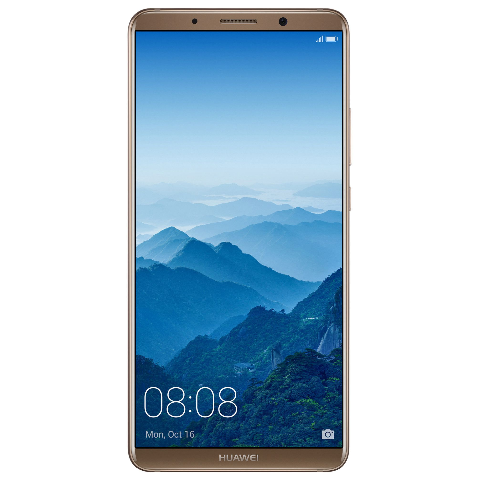 Telefon Mobil Huawei Mate 10 Pro 128GB Flash 6GB RAM Dual SIM 4G Mocha Brown