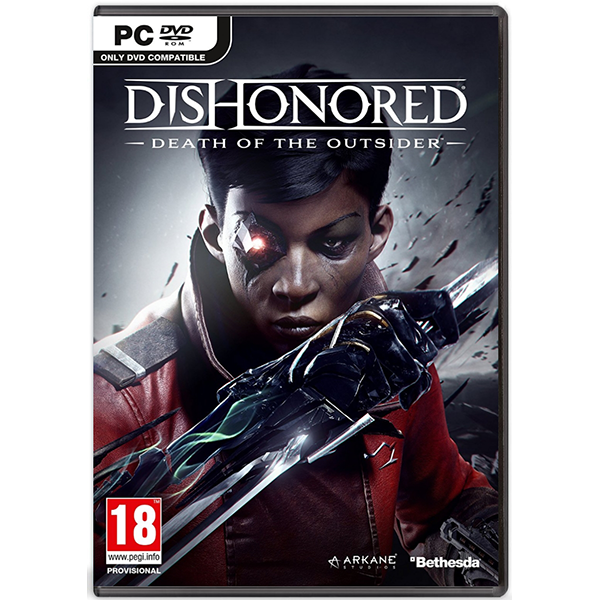 Dishonored Death Of The Outsider - PC