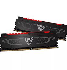 Memorie Desktop Patriot Viper LED 16GB (2 x 8GB) DDR4 3000MHz Red LED
