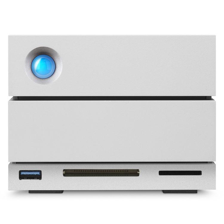 Hard Disk Extern LaCie 2big Dock Thunderbolt 3 20TB