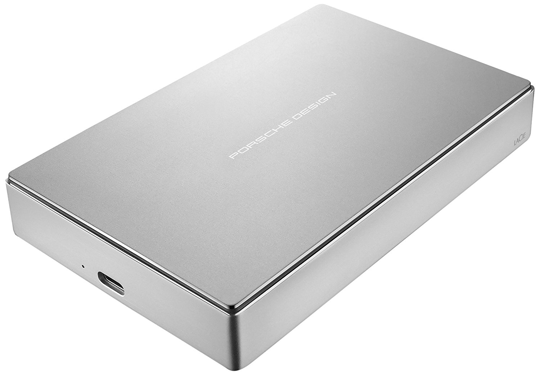 Hard Disk Extern LaCie Porsche Design Desktop Drive 4TB USB 3.1