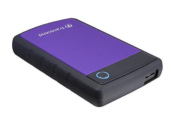 Hard Disk Extern Transcend StoreJet 25H3 4TB USB 3.0 Mov