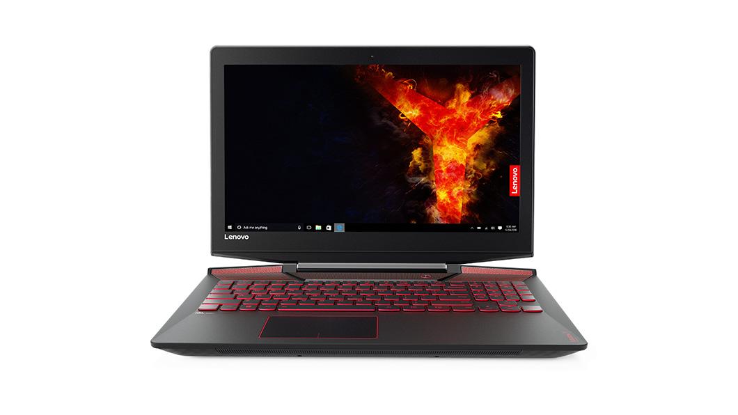 Notebook Lenovo Legion Y720 15.6 Full HD Intel Core i7-7700HQ GTX 1060-6GB RAM 8GB HDD 1TB FreeDOS
