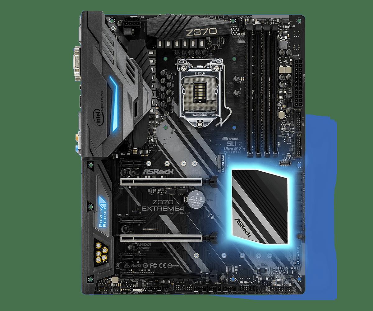 Placa de baza ASRock Z370 EXTREME4 Socket 1151
