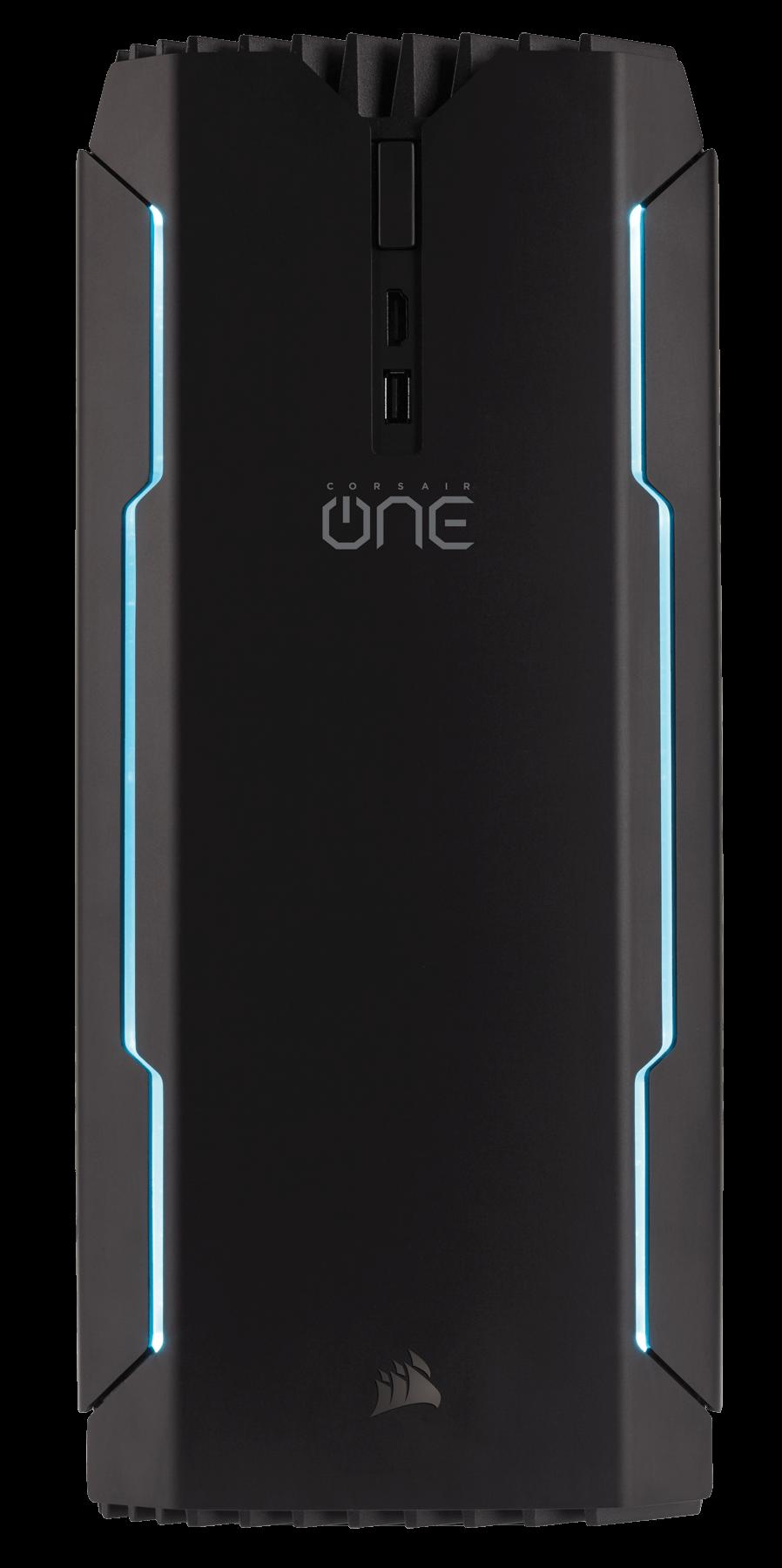 Sistem Brand Corsair One Pro Intel Core i7-7700K GTX 1080 Ti RAM 16GB HDD 2TB + SSD 480GB Windows 10 Home