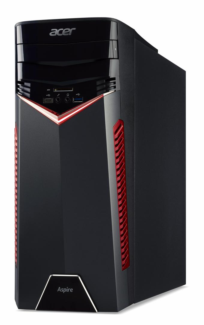 Sistem Brand Acer Aspire GX-781 Intel Core i5-7400 GTX 1050 Ti-4GB RAM 16GB HDD 1TB + SSD 128GB FreeDOS