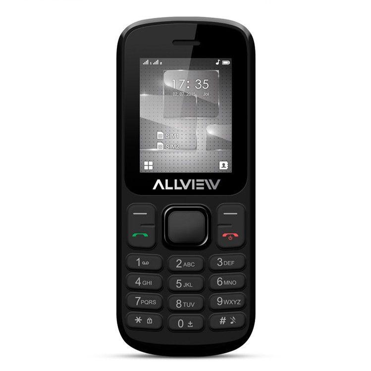 Telefon MobilAllview L5 LITE Dual SIM Black